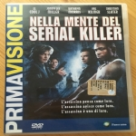 Nella mente del serial killer DVD