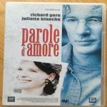 Parole D'Amore DVD