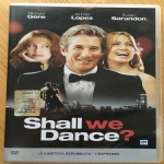 Shall we dance? DVD