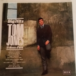 TOM JONES - BIG HITS IL DISCO D'ORO