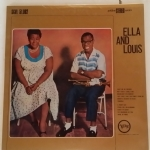 LOTTO N� 3 LP - ELLA FITZGERALD LOUIS ARMSTRONG