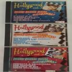 HOLLYWOOD VOLUME 1, 2, 3 - CELEBRI COLONNE SONORE ORIGINALI