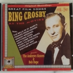 GREAT FILM SONGS AT THE MOVIES 1934-1945
