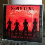 ROOTS BLOODY ROOTS - 4 TRACKS SEPULTURA