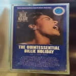 THE QUINTESSENTIAL BILLIE HOLIDAY VOL.1 1933-1935