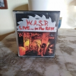 LIVE... IN THE RAW - W.A.S.P.