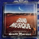 GRAND MUSIQUE a new age compilation - MC GRAN MARNIER Liquor GM01