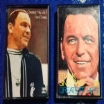 FRANK SINATRA - GREATEST HITS - doppia CASSETTA 2 TAPE MC 1975 - WEA W 444011-18