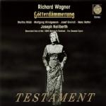 GOTTERDAMMERUNG         Richard Wagner     4 CDs          SBT4   1433