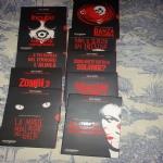 Dario Argento  i grandi maestri dell'horror italiano 9 DVD