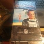 007 licenza di uccidere - sigillato