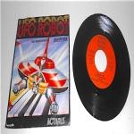 UFO ROBOT - ACTARUS  sigla trasmissione goldrake, ufo atlas robot