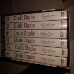 Le grandi comiche: Charlie Chaplin box Collection