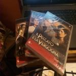 il peccato e la vergogna - 3 dvd - sigillati