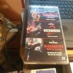 dvd trilogia kickboxer - 3 dvd