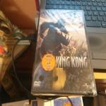 king kong - peter jackson - sigillato
