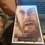 cast away - tom hanks - edizione 2 dischi