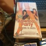 american party - due gambe da sballo - sigillato