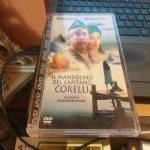 dvd il mandolino del capitano corelli - jewel