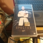 dvd spectre - 007