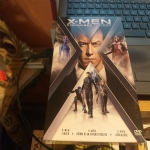dvd x-men beginnings trilogy