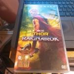 dvd thor - ragnarok
