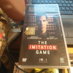 dvd the imitation game