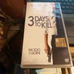 dvd 3 days to kill