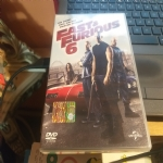 dvd fast & furious 6