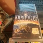 dvd indipendence day - rigenerazione