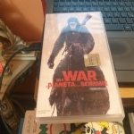 dvd war pianeta delle scimmie