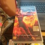 dvd hunger games: il canto della rivolta parte 2
