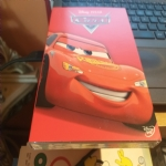 dvd cars - sigillato