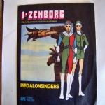 MEGALOMAN - I ZENBORG
