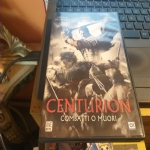 dvd centurion - combatti o muori