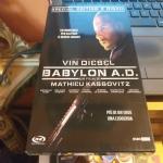 babylon a.d. - ed. 2 dischi