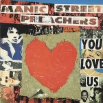 YOU LOVE US 12 VYNIL MAXI