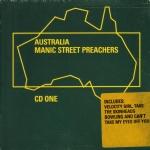 AUSTRALIA CD ONE