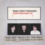 MANIC STREET PREACHERS CD 2 TITRES INEDITS - PROMO