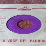 La Voce del Padrone -La Cumparsita/La Paloma