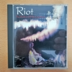 Riot The Brethren Of The Long House 1996 CD