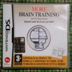 MORE BRAIN TRAINING ( del Dottor Kawashima )
