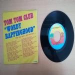 Wordy Rappinghood - (You Don't Ever Stop) Wordy Rappinghood