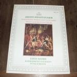 J.S. Bach , CANTATAS BWV 202-204, Archiv 2533 363, 1977, P. Schreier, 1 LP 33 giri