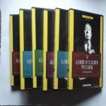 LOTTO N. 6 DVD - ALFRED HITCHCOCH PRESENTA - DAL N.1 AL N. 6 SEQUENZA COMPLETA