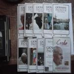 LOTTO N. 10 DVD - GIOVANNI PAOLO II