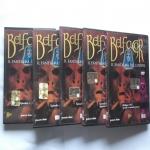 LOTTO N. 5 DVD - BELFAGOR IL FANTASMA DEL LOUVRE - DAL N. 1 AL N. 5