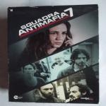 SQUADRA ANTIMAFIA 7 - COFANETTO CON 5 DVD