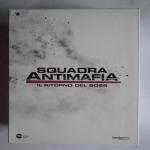 SQUADRA ANTIMAFIA 8 - IL RITORNO DEL BOSS - COFANETTO CON 5 DVD