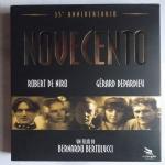 NOVECENTO di BERNARDO BERTOLUCCI - 35^ ANNIVERSARIO - EDIZIONE 3 DISCHI DVD